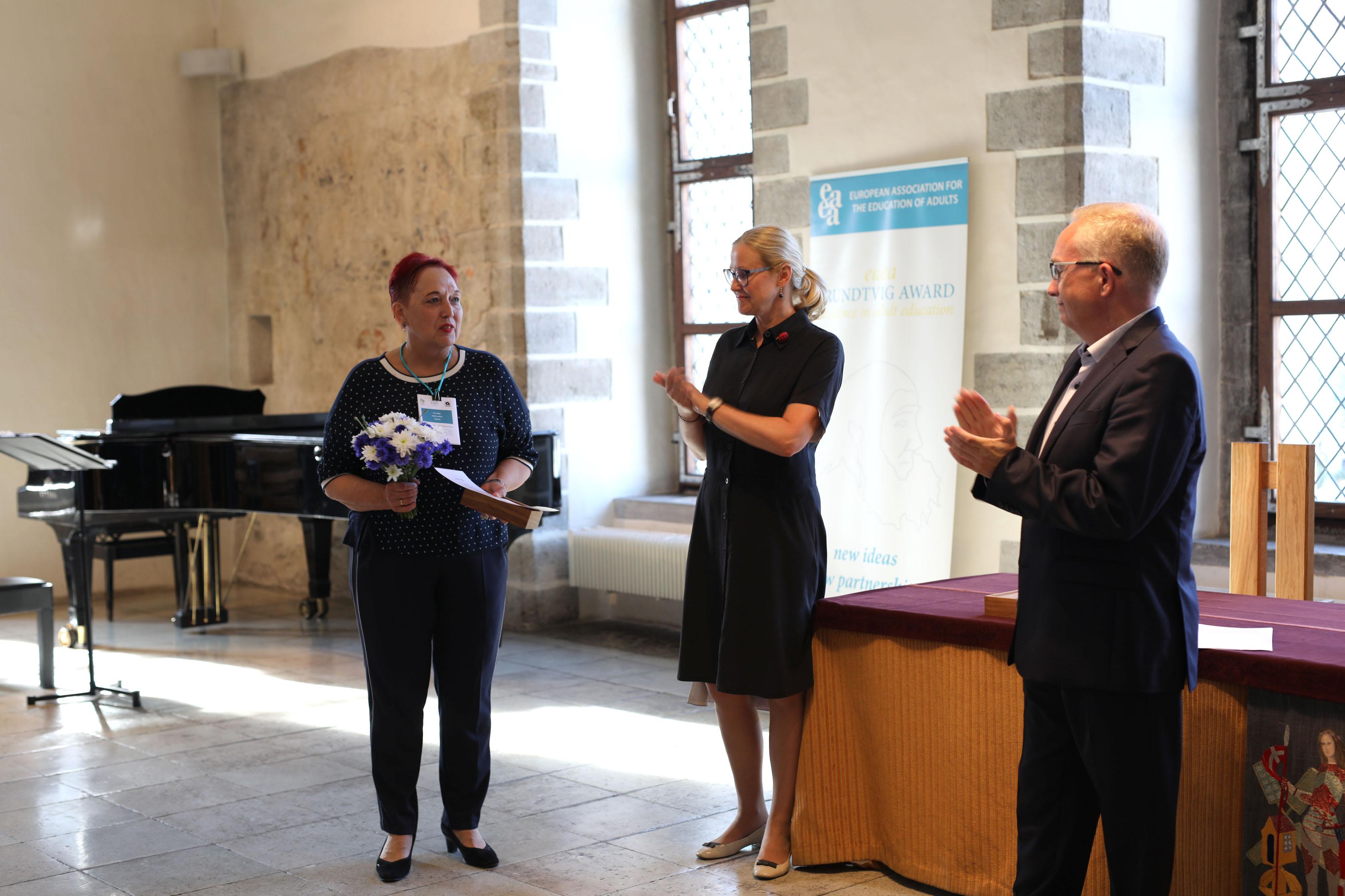 European Association for the Education of Adults » EAEA
